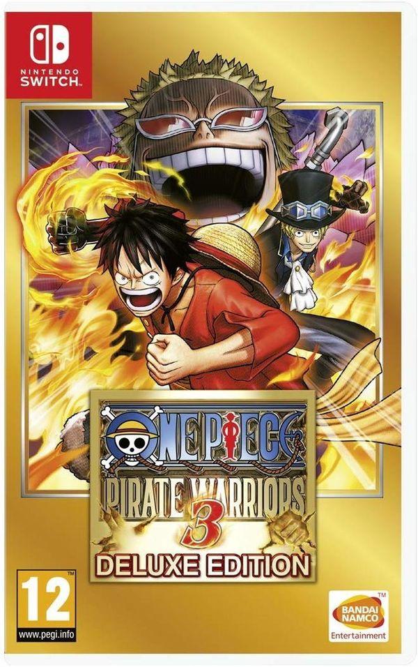 (Nintendo Switch) One Piece Pirate Warriors 3