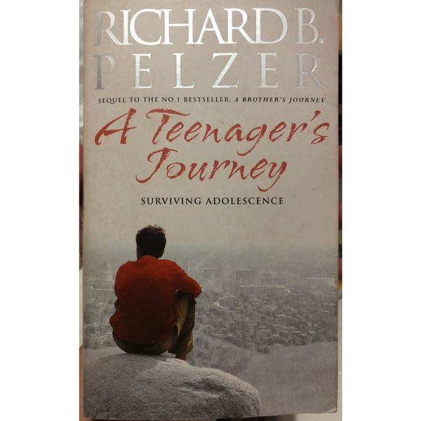 A teenager's journey by Dave Pelzer