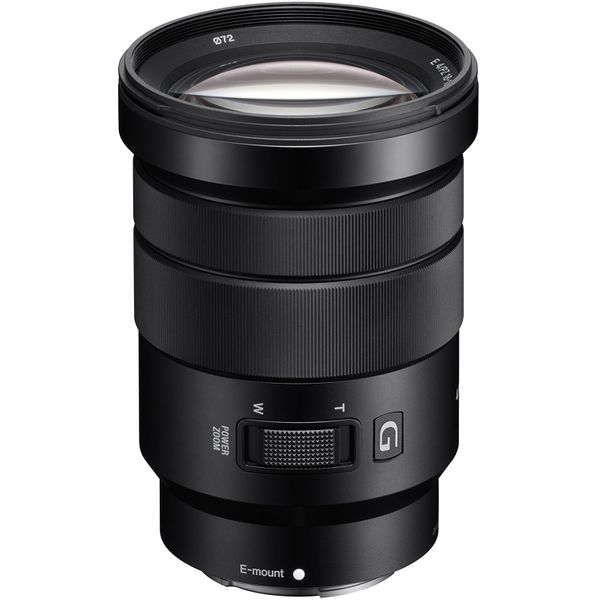 Sony 18-105mm f/4 G OSS Lens