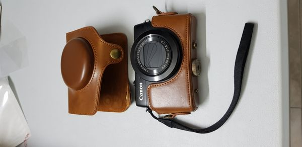 Canon Powershot G7X Mark I