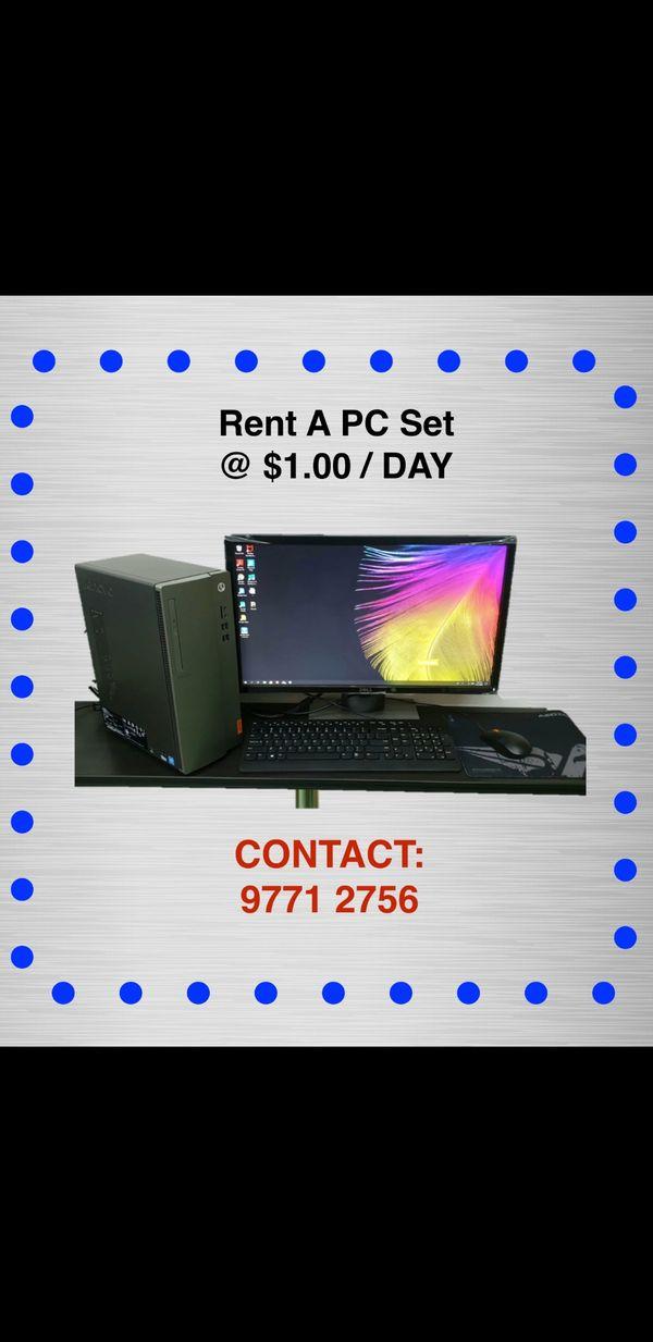 Rent A Pc
