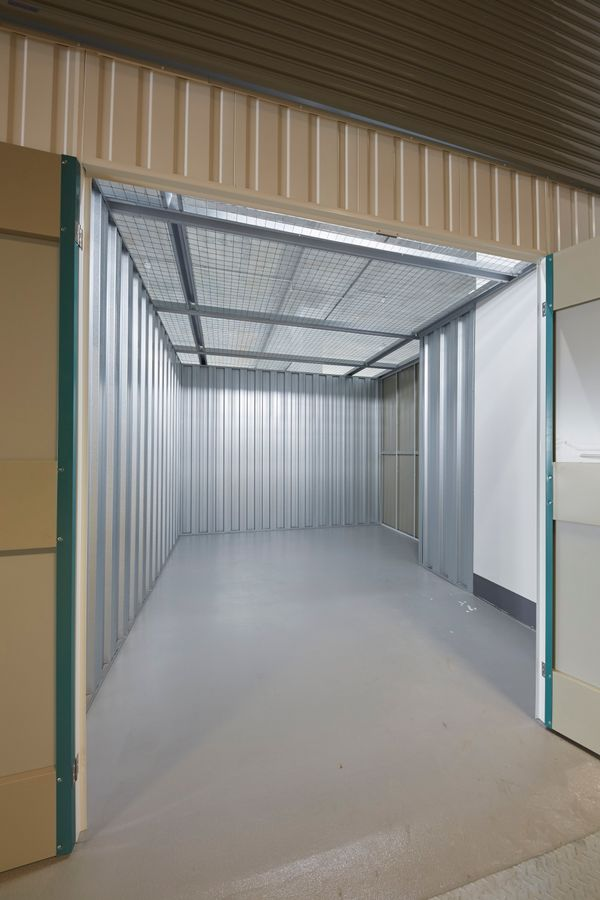 Self Storage - Front Access Unit 166 sqft