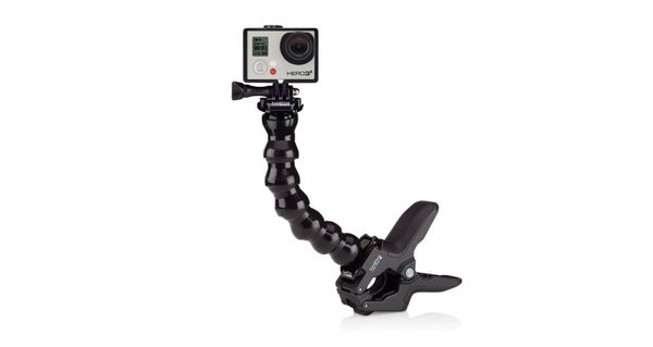 🏃 GoPro Jaws Clamp Mount