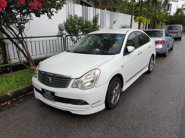 PHV Car For Rent