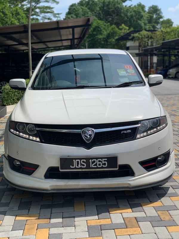 Proton Suprima S 2015 for rent