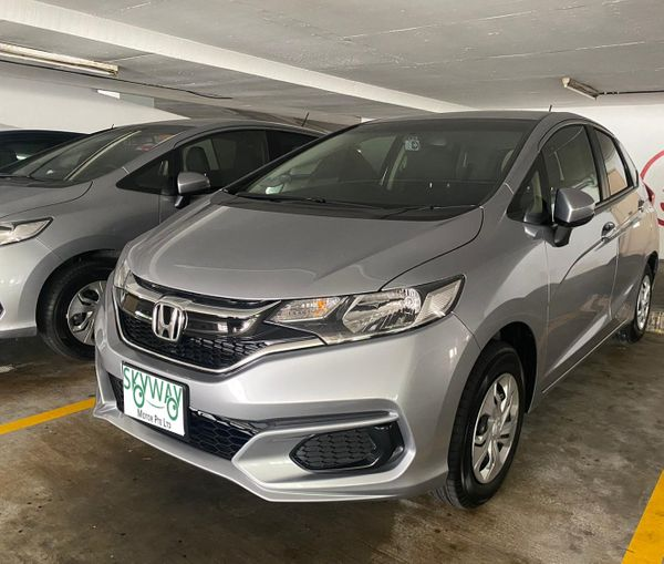 CAR RENTAL - Brand New Honda Fit 1.3GF