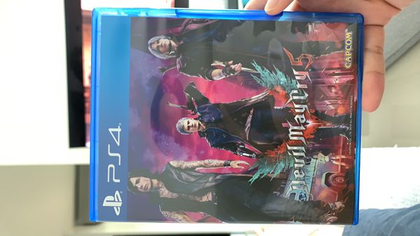 Devil May Cry 5 PS4 $2 a day