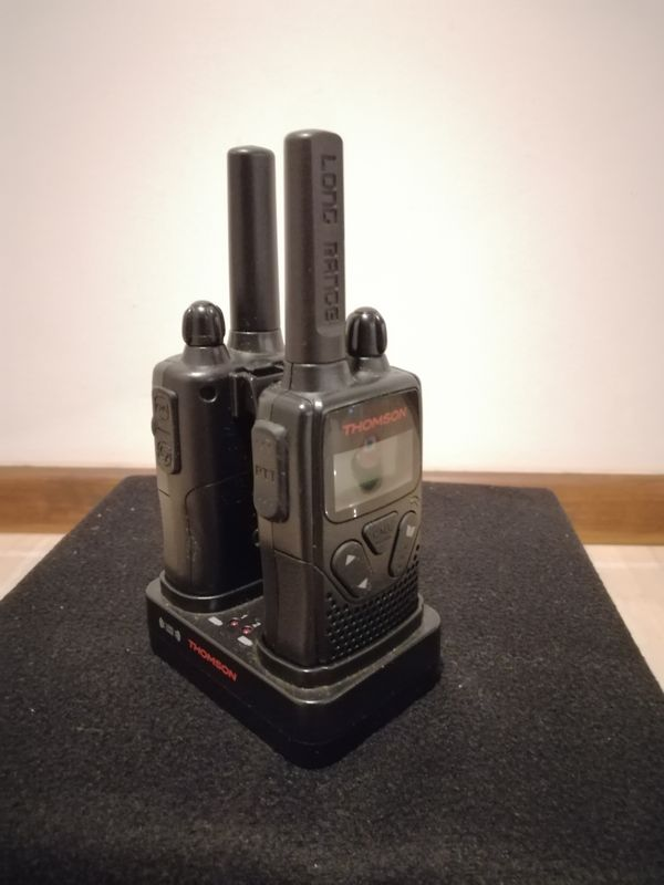 THOMSON Walkie Talkie