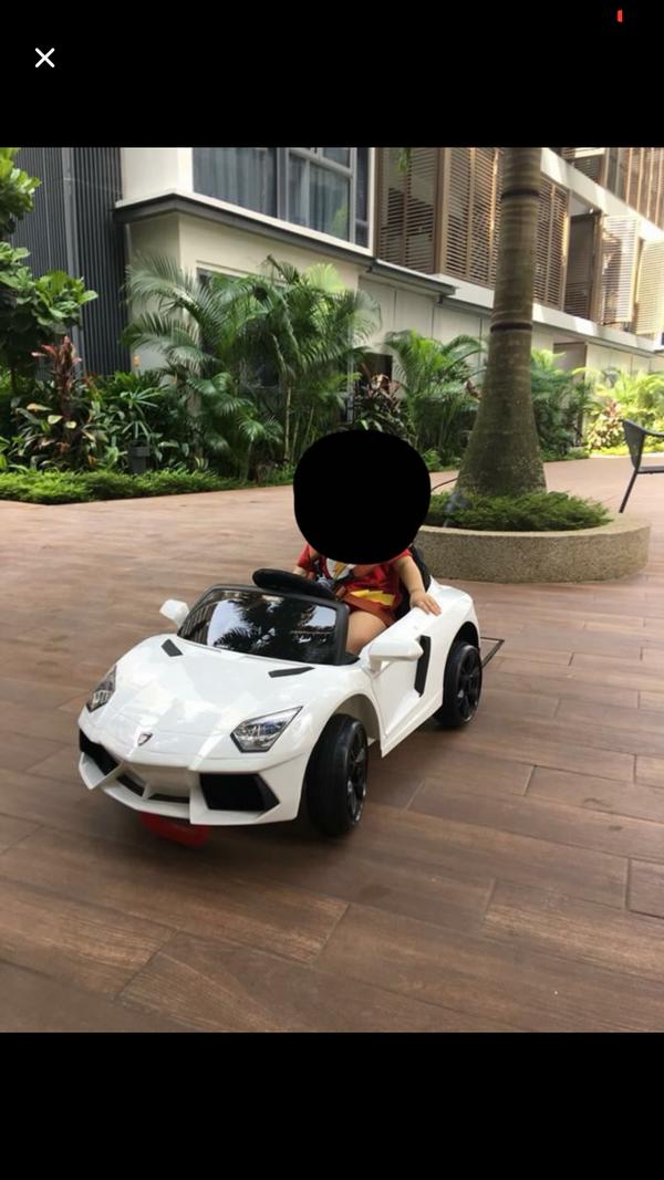 Lamborghini Electronic Car