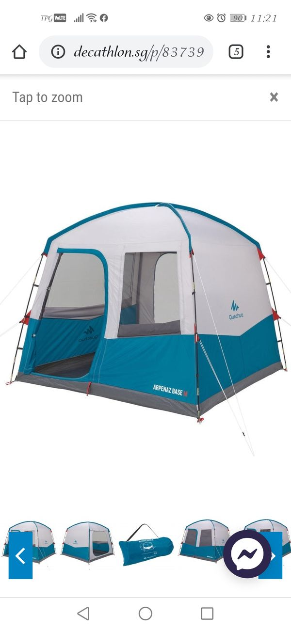 6 MEN TENT FOR RENT