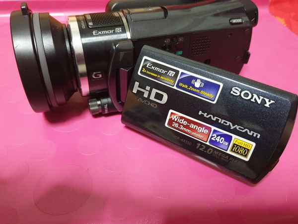 Sony HD Video Camera (Night Vision)