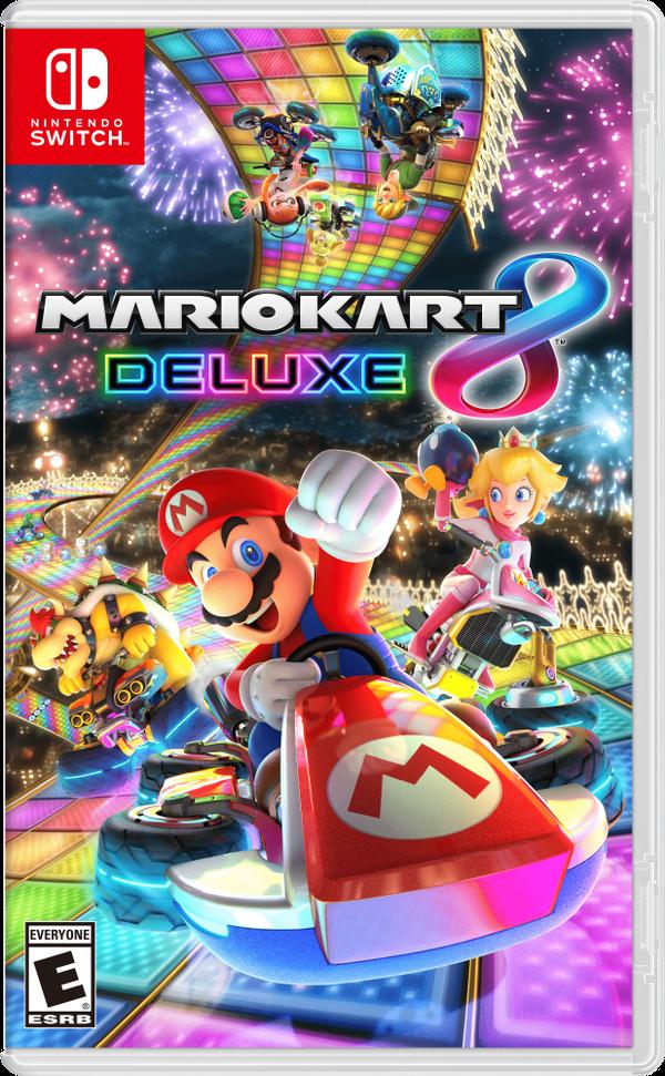 Mario Kart Deluxe 8 (Nintendo Switch)