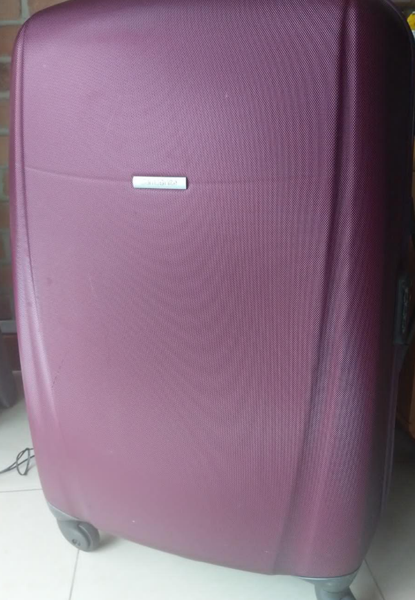 Samsonite 74cm Hard Case Luggage
