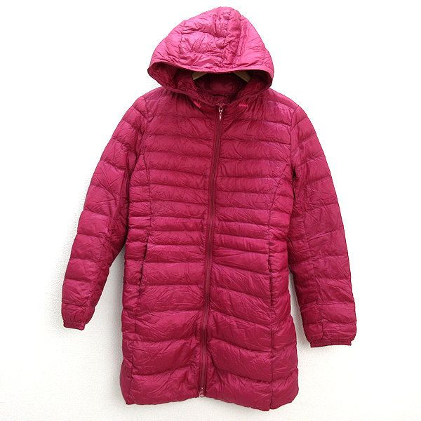 Uniqlo Long Down Coat Size S
