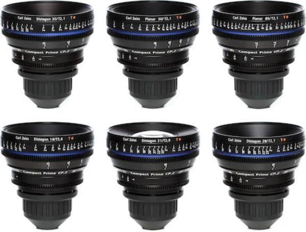 Zeiss CP.2 Full Frame PL or Sony e-mount