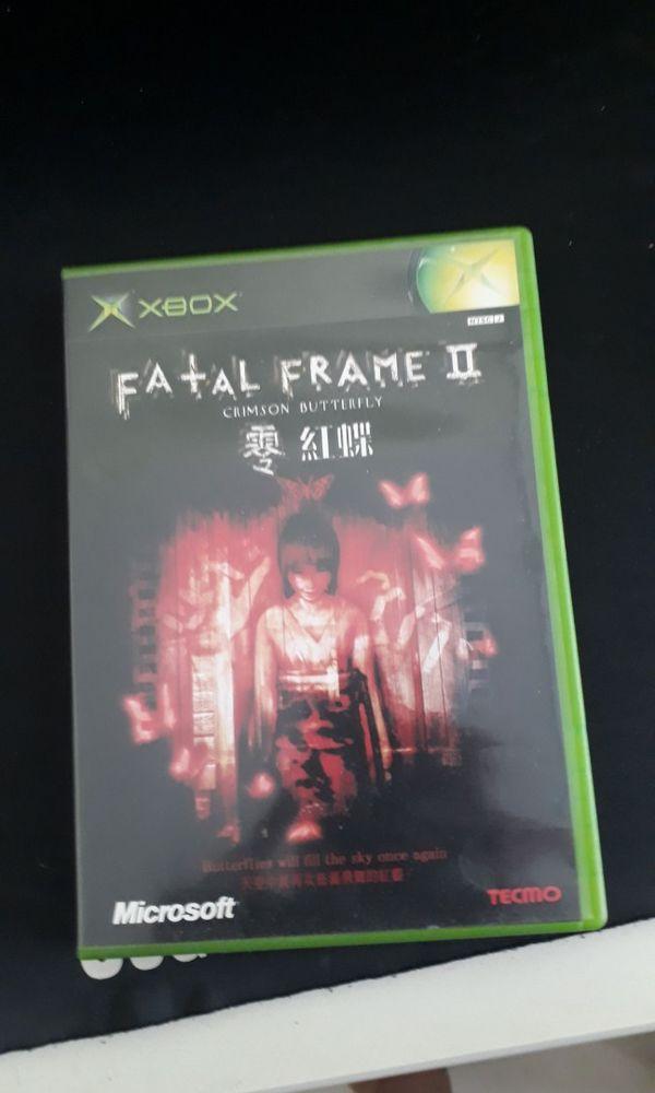 Xbox OG Fatal Frame 2