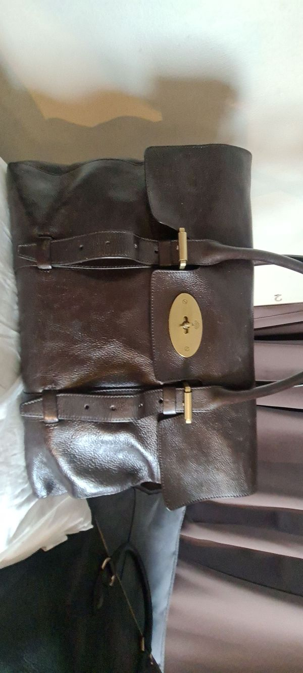 MULBERRY OVERSIZED BAYSWATER