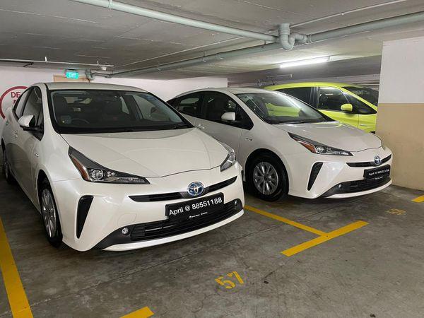 (PHV) Brand New Toyota Prius Hybrid