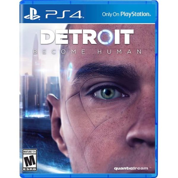 Detroit: Become Human™ Standard Edition on PS4