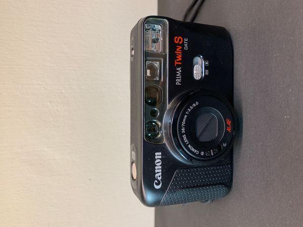 Canon Prima Twin S