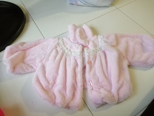Girl Light Pink Jacket