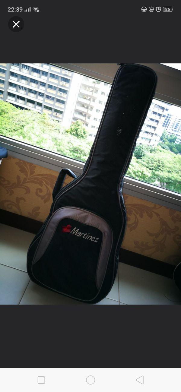 Martinez Solid Wood Classical Guitar