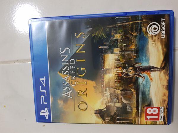 Assassin Creed Origins (Ps4 Game)