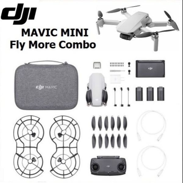 DJI Mavic Pro Mavic Air Mavic Mini Drone