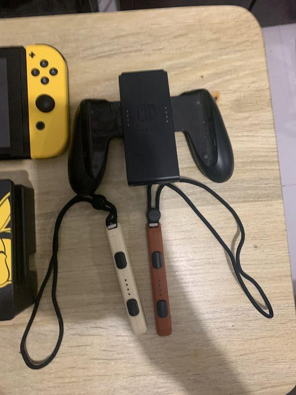 Nintendo Switch Pokémon Pikachu & Eevee