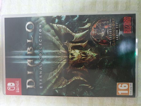 Nintendo Switch Diablo Eternal