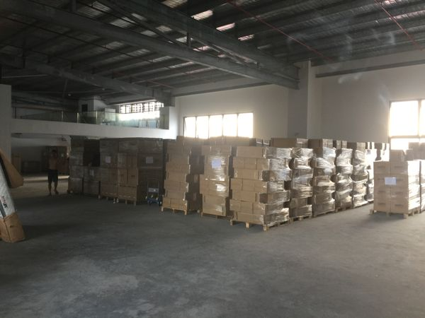 Warehouse storage service