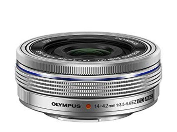 Olympus 14-42mm Pancake Lens