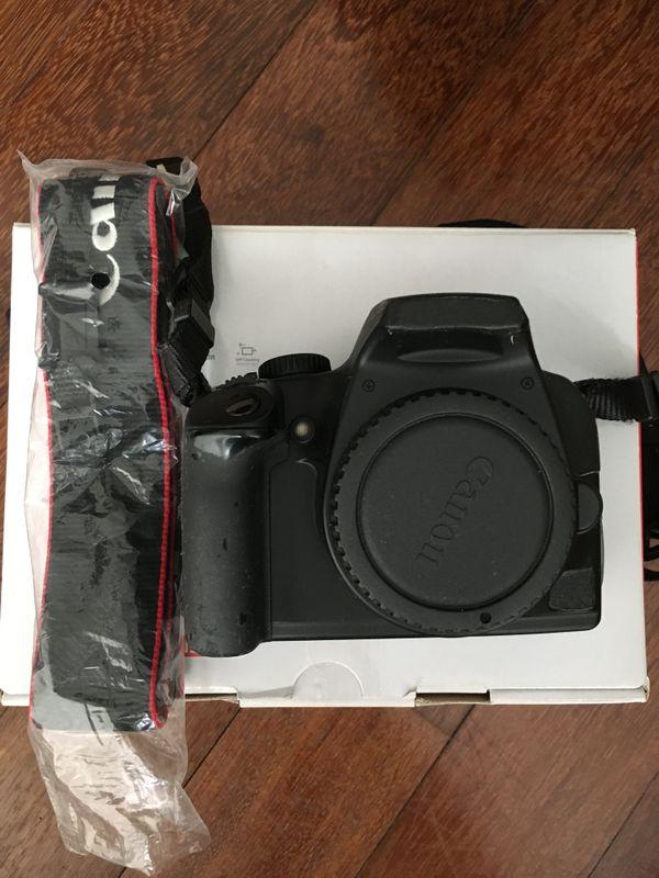 Canon 1000D SLR