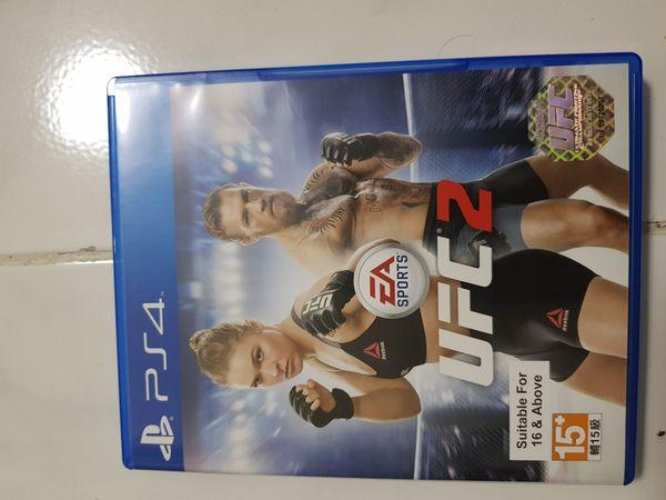 UFC 2 (Ps4 Game)