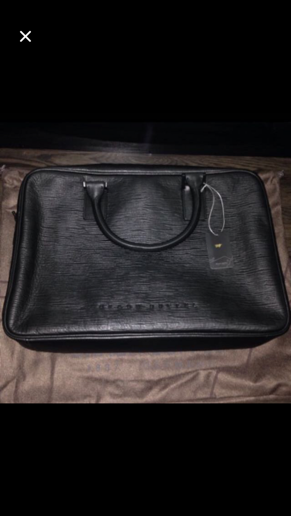 Braun Buffel briefcase