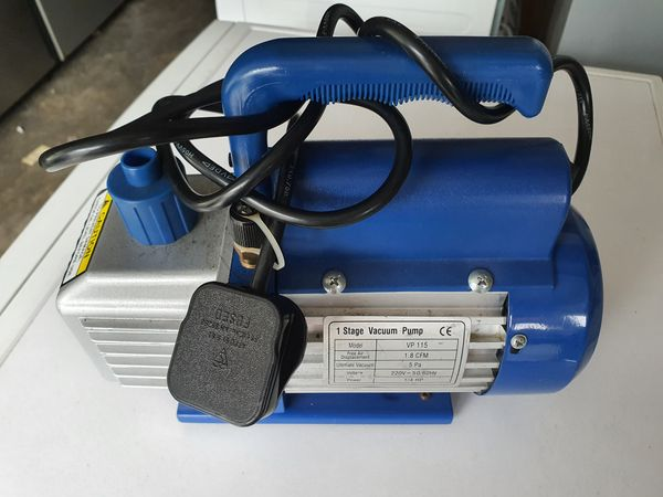 1/4 HP vacuum pump