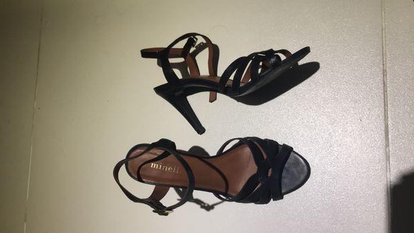 Minelli heels