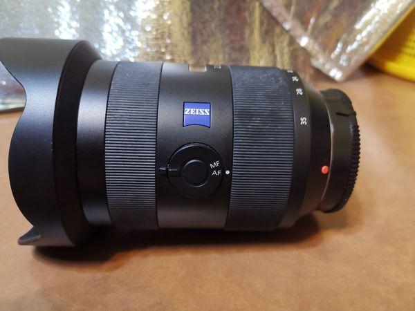 Sony A-mount SAL1635 F2.8 Zeiss