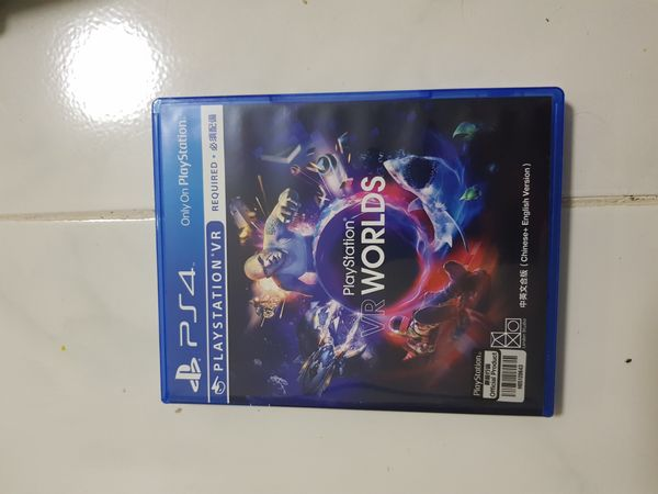 Playstation World VR (Ps4 Vr Game)