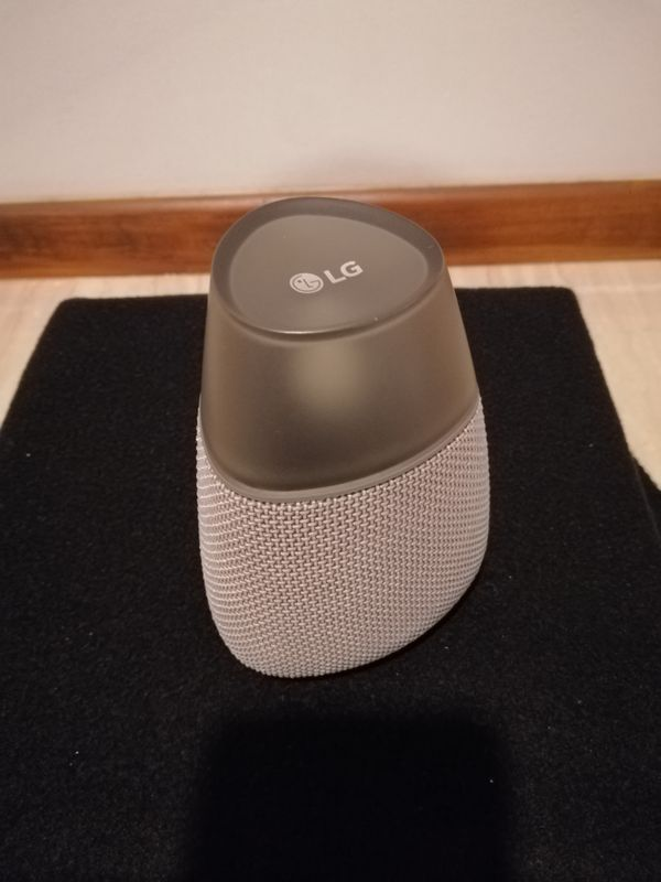 LG Bluetooth Portable Speaker