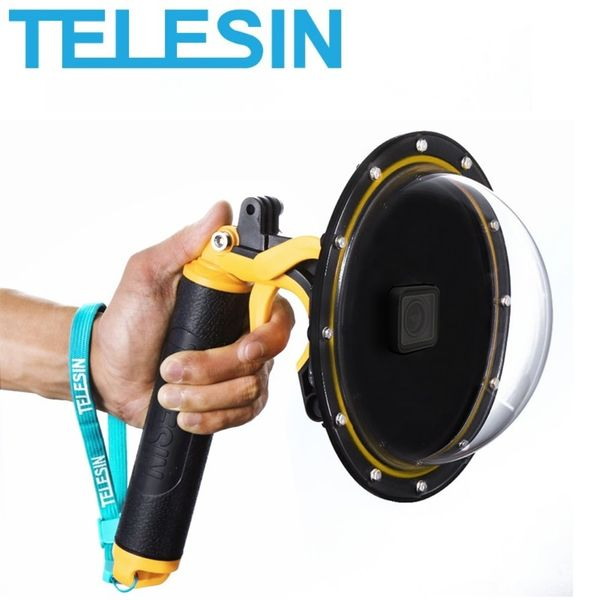 💧 📷 Telesin 6 Inch Dome Port For GoPro 7, 6 Or 5