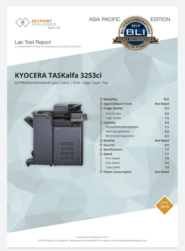 KYOCERA COPY MACHINE