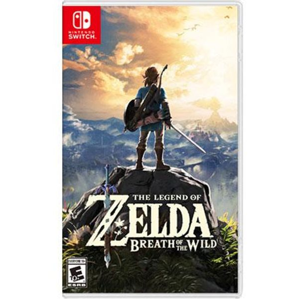 Legend of Zelda Switch