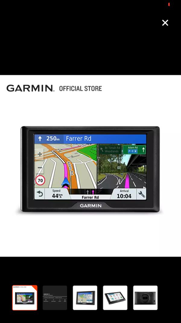 Car GPS Garmin