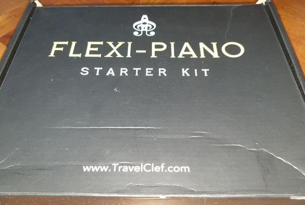 Flexi-piano
