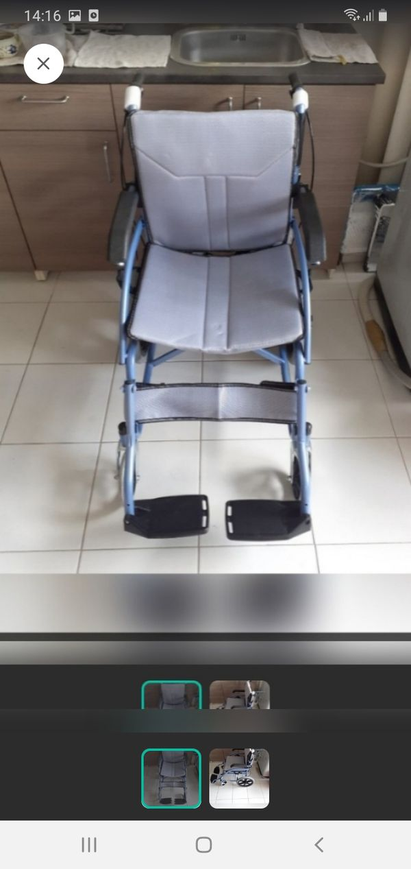 Selling This Brand New wheelchair $180