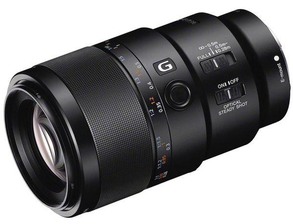 Sony 90mm f/2.8 Macro