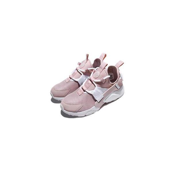 Nike Air Huarache ( pink and white )