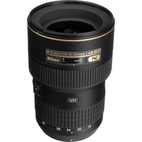 AF-S Nikon 16-35mm F4G ED VR Lens