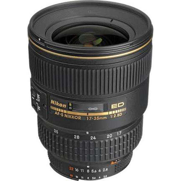 Nikon 17-35 F2.8